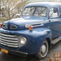 For Sale: 1949 Ford Panel Truck