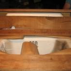 Antique Cast Iron Lavatory Sink #11