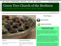 Church of the Brethren, Oaks PA - Green Tree