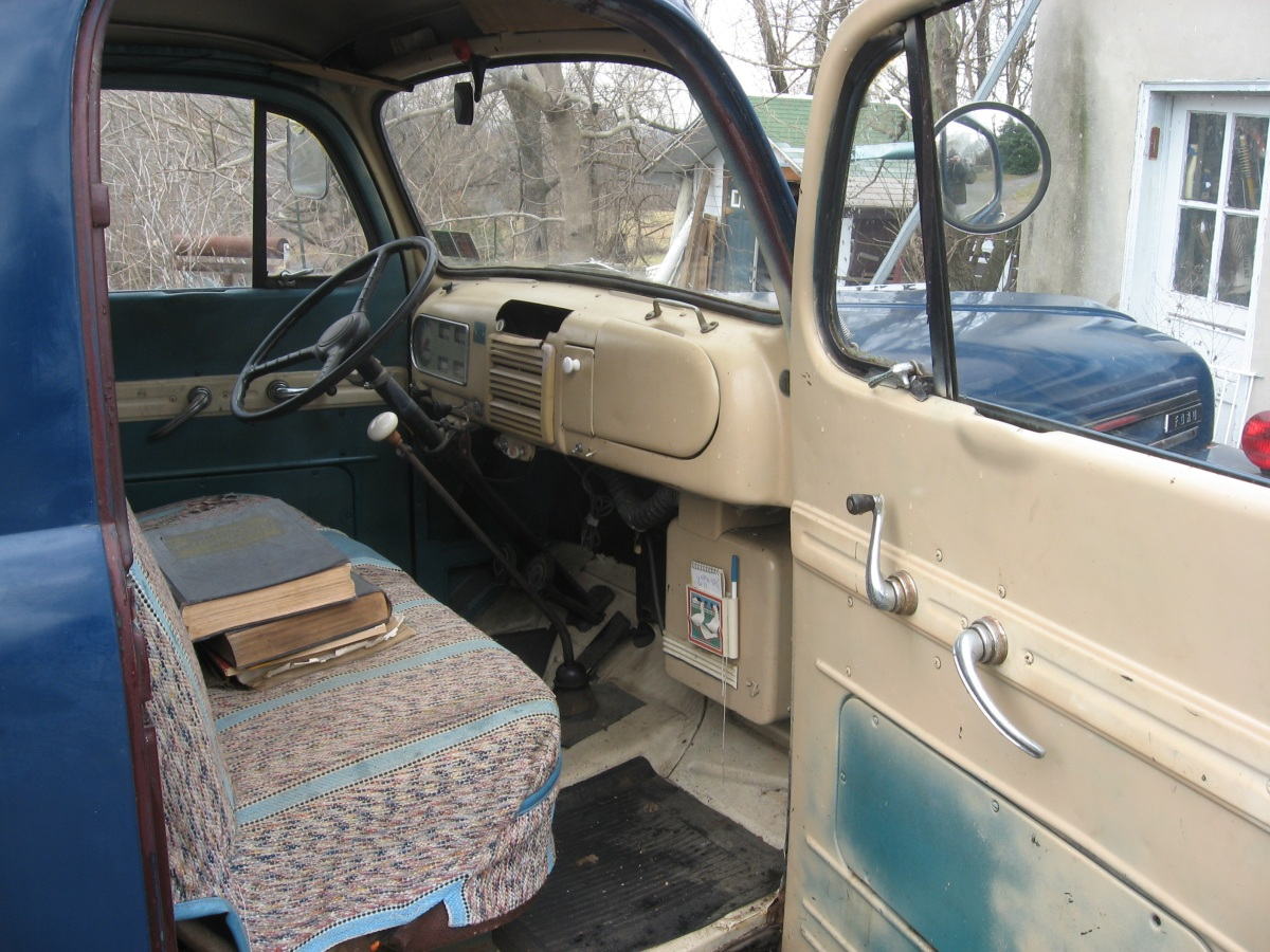 Truck Shows Near Me >> For Sale: 1949 Ford Panel Truck