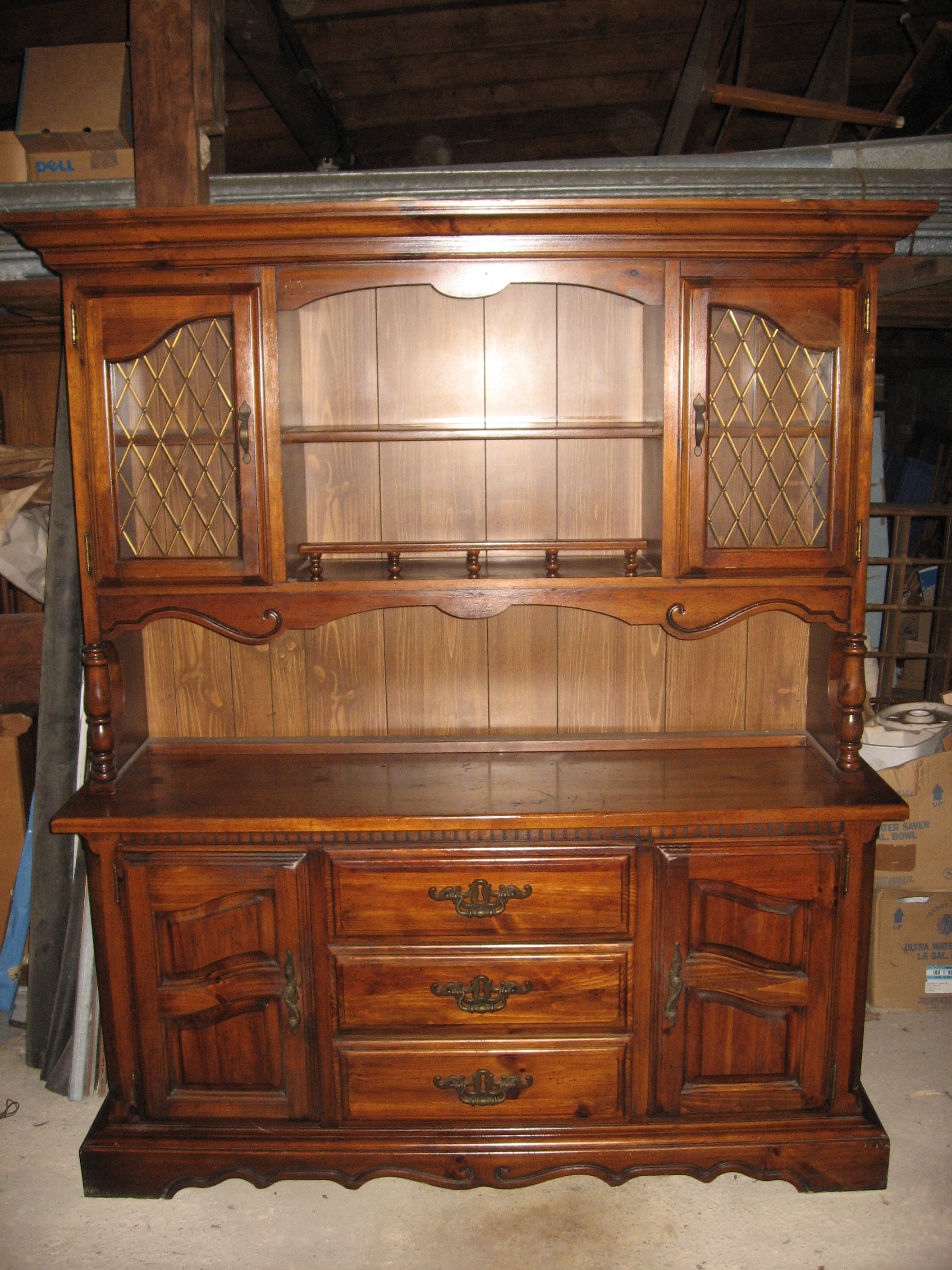 used china cabinet for sale furniture table styles. Black Bedroom Furniture Sets. Home Design Ideas